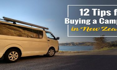 12 Tips for Buying a Campervan in New Zealand