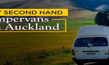 Buying Second Hand Campervans in Auckland